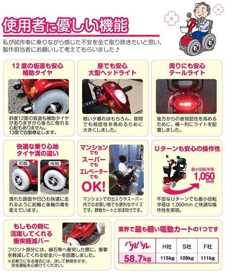 簡単操作のシニア電動カート【パルパル】通販販売店! (2).jpg